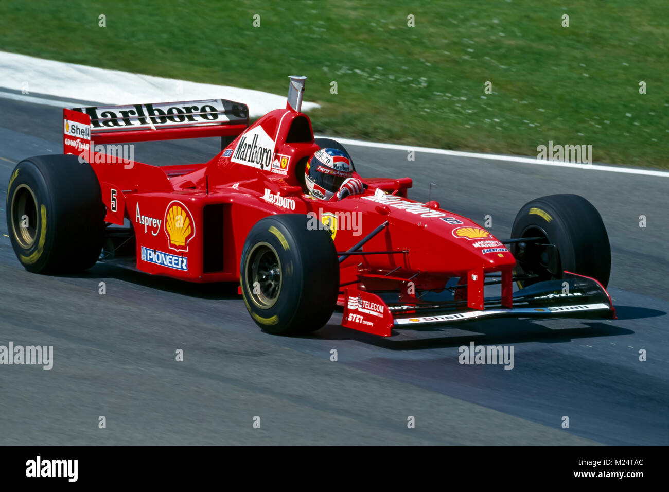 Michael Schumacher Ferrari High Resolution Stock Photography And Images Alamy