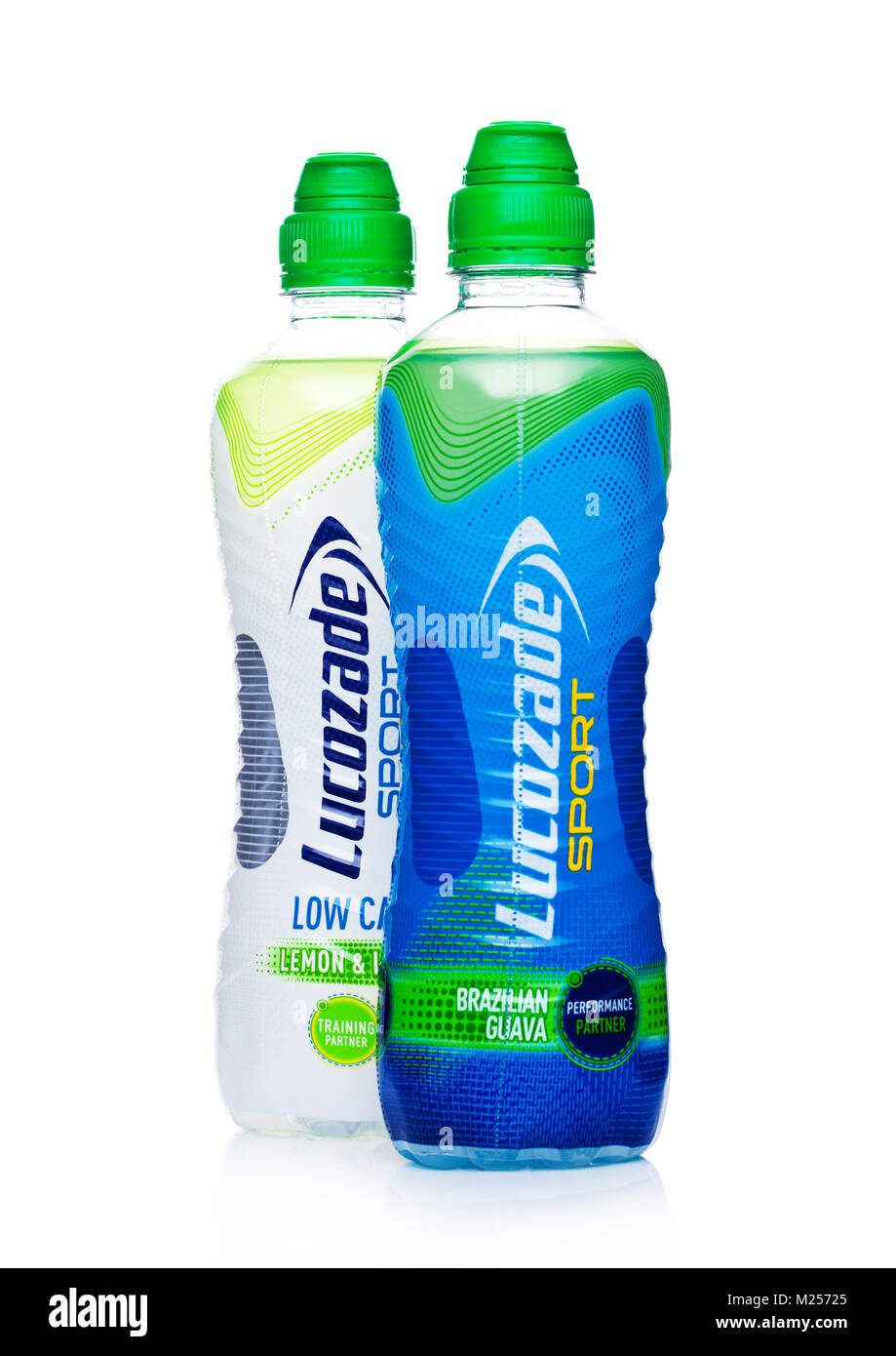 Lucozade vs Tesco Active Isotonic
