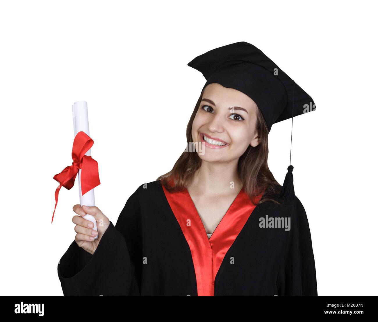 314bca7b8c Graduation Gown Stock Photos   Graduation Gown Stock Images - Alamy