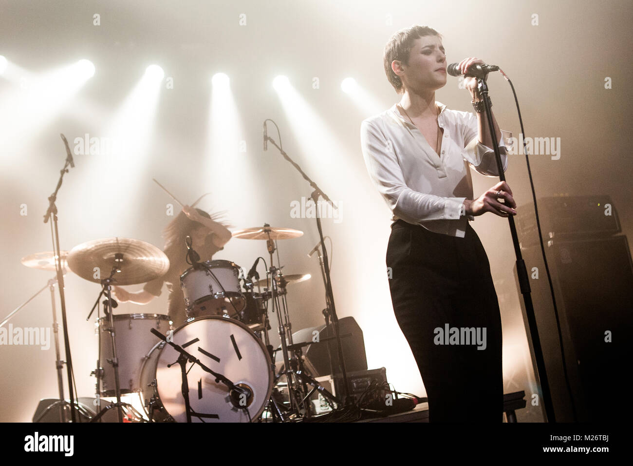 Savages Band Stock Photos & Savages Band Stock Images - Alamy