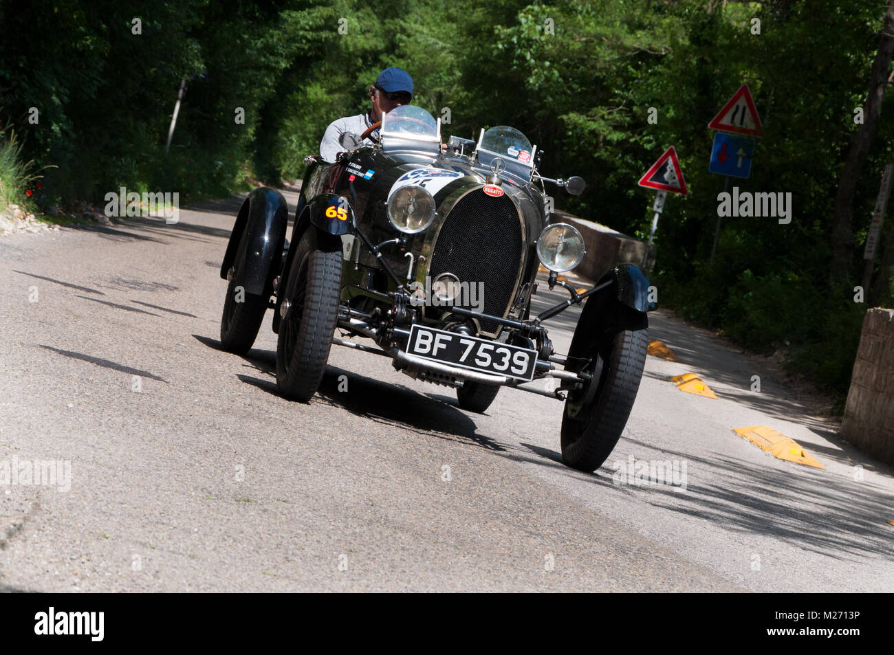 Old Bugatti Stock Photos & Old Bugatti Stock Images