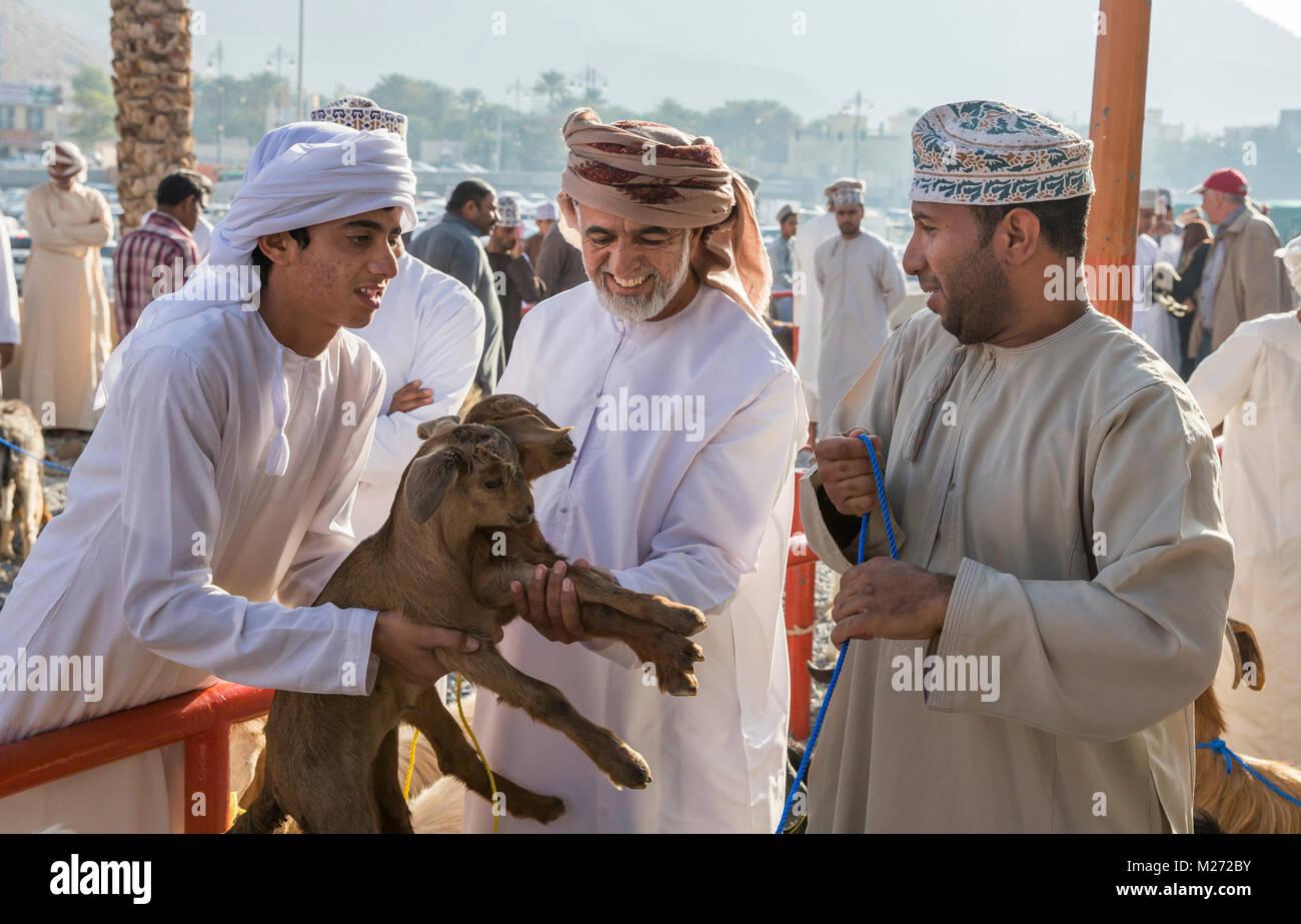 Oman Sultanate Oman Nizwa City Stock Photos Amp Oman