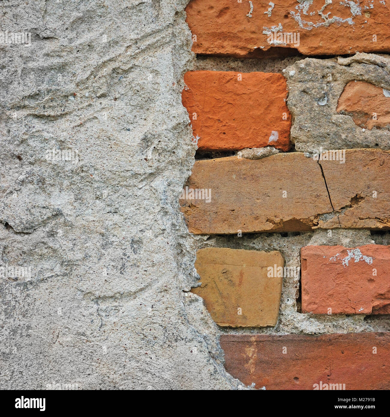 Cracked Mortar Stock Photos Cracked Mortar Stock Images Alamy