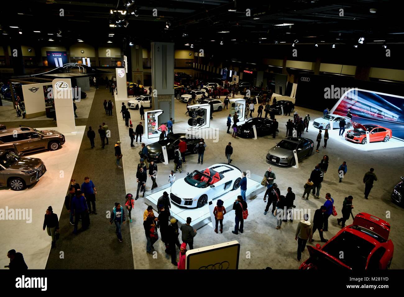 Indoor Car Show Stock Photos Indoor Car Show Stock Images Alamy - Washington dc car show 2018