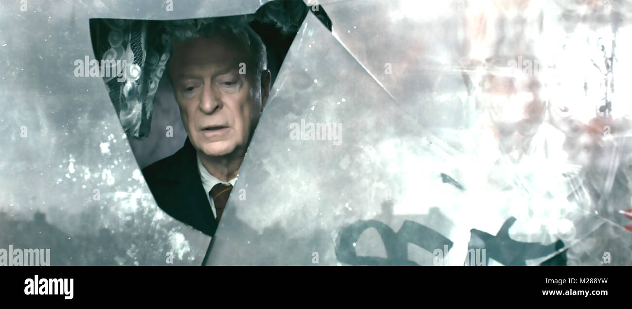 HARRY BROWN  2009 Marv Films production with Michael Caine Stock Photo
