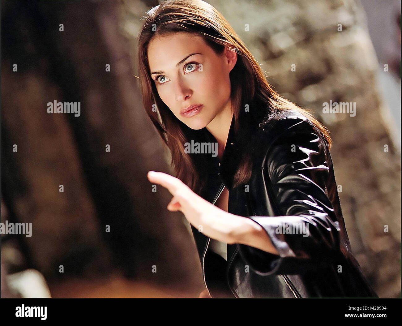 THE MEDALLION 2003 EMG film with  Claire Forlani - Stock Image