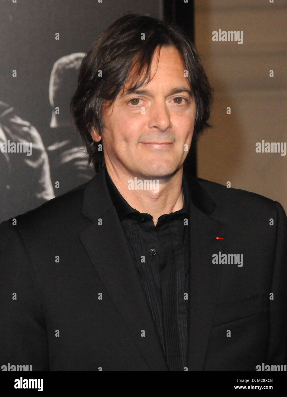 Burbank, California, USA. 5th February, 2018. Mark Moogalian attends the World Premiere of 'The 15:17 To Paris' at Warner Bros. Studios, SJR Theater on February 5, 2018 in Burbank, California. Photo by Barry King/Alamy Live News Stock Photo