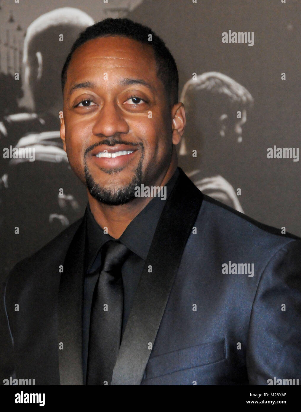 Burbank, California, USA. 5th February, 2018. Actor Jaleel White attends the World Premiere of 'The 15:17 To Paris' at Warner Bros. Studios, SJR Theater on February 5, 2018 in Burbank, California. Photo by Barry King/Alamy Live News Stock Photo