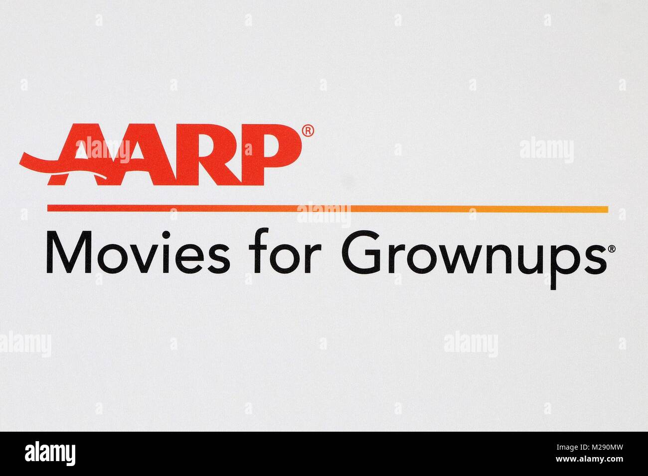 Atmosphere at arrivals for AARP The Magazine's 17th Annual Movies For Grownups Awards, Beverly Wilshire Hotel, Beverly - Stock Image