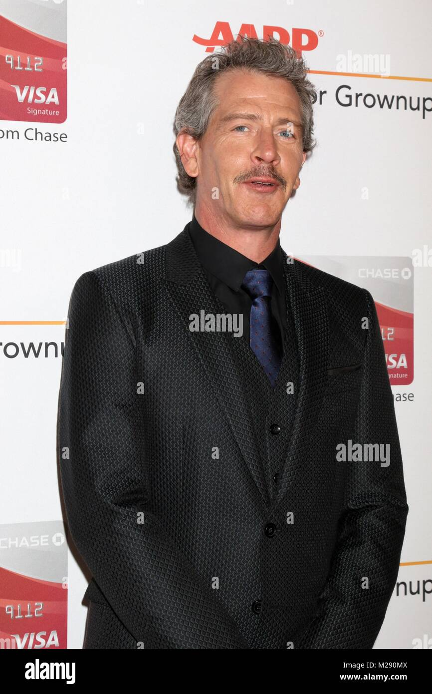Ben Mendelsohn at arrivals for AARP The Magazine's 17th Annual Movies For Grownups Awards, Beverly Wilshire Hotel, - Stock Image