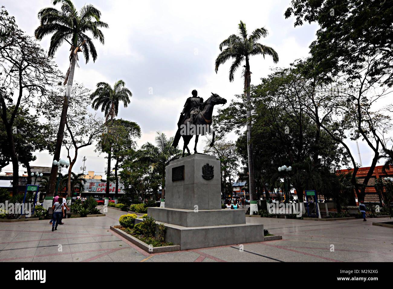 Acarigua 1st Apr 2015 Araure Portuguesa Venezuela April 01 Stock Photo Alamy