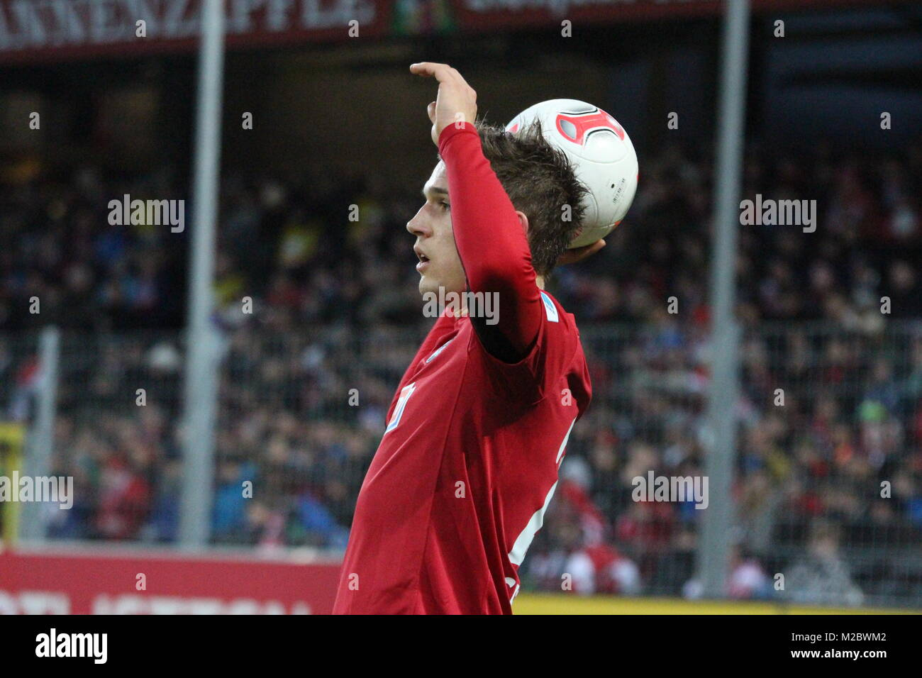 Fußball-Bundesliga Stock Photo