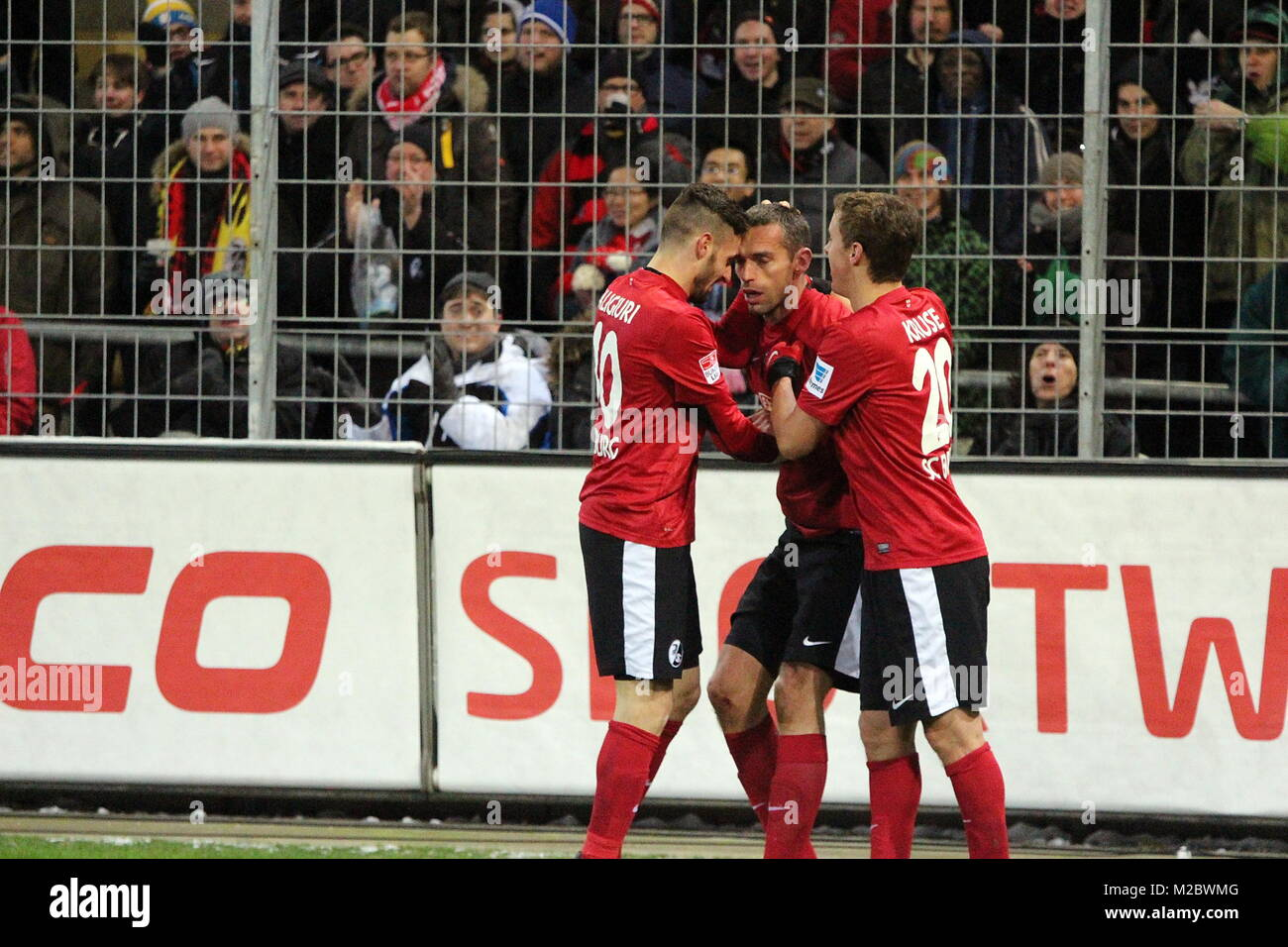Fußball-Bundesliga - Stock Image
