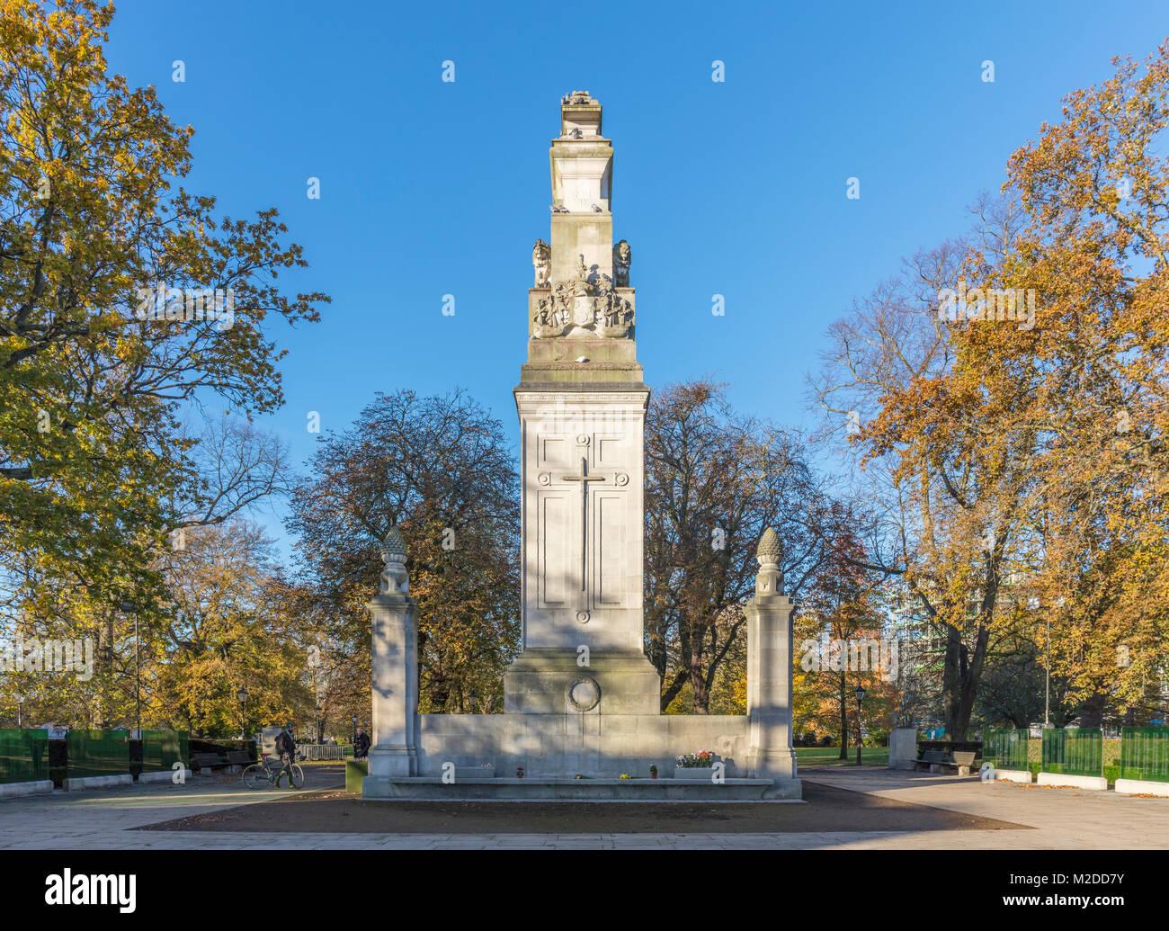 Cenotaphs, Lutyens Southampton, Hampshire, England, UK - Stock Image