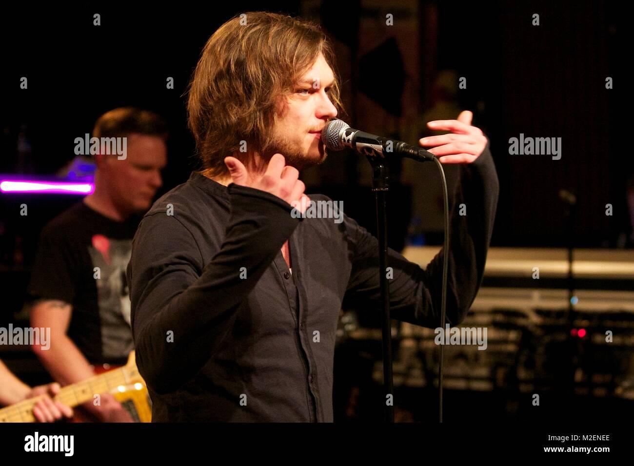 Thomas Godoj (* 6. März 1978 in Rybnik, Polen; gebürtig Tomasz Jacek Godoj) ist ein deutscher Pop/Rock-Sänger und Stock Photo