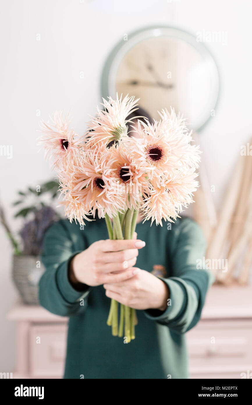 Gerbera Flower Shop Stock Photos Gerbera Flower Shop Stock Images