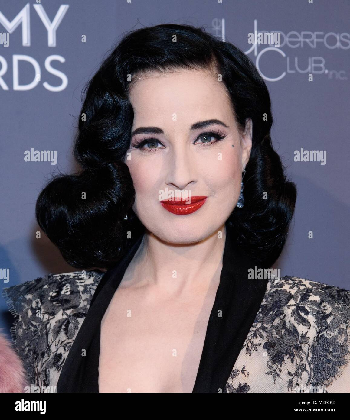 c9b575d1df53 Dita Von Teese at arrivals for 2018 Femmy Awards Gala