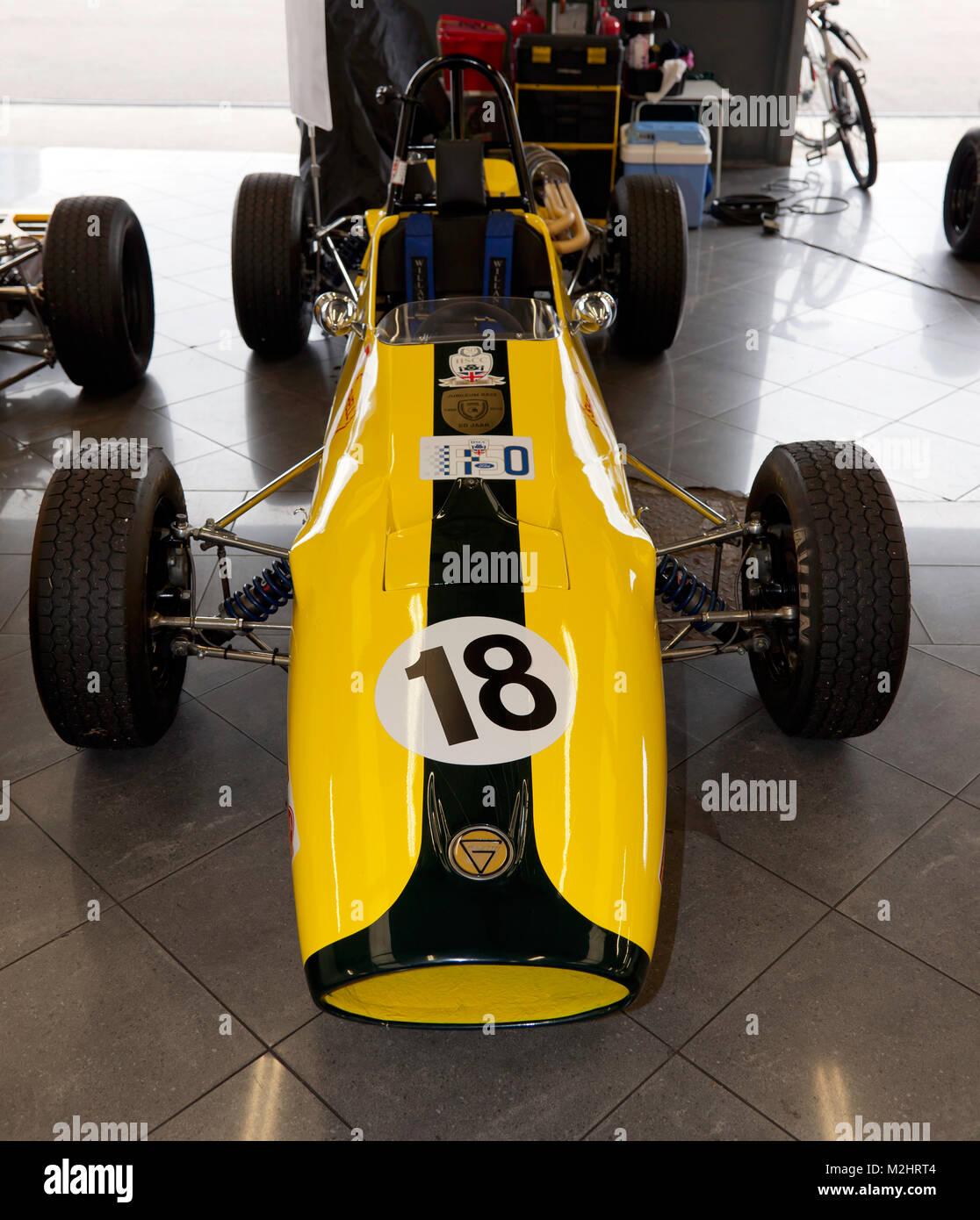 Ginetta race car stock photos ginetta race car stock for National motor club compensation plan