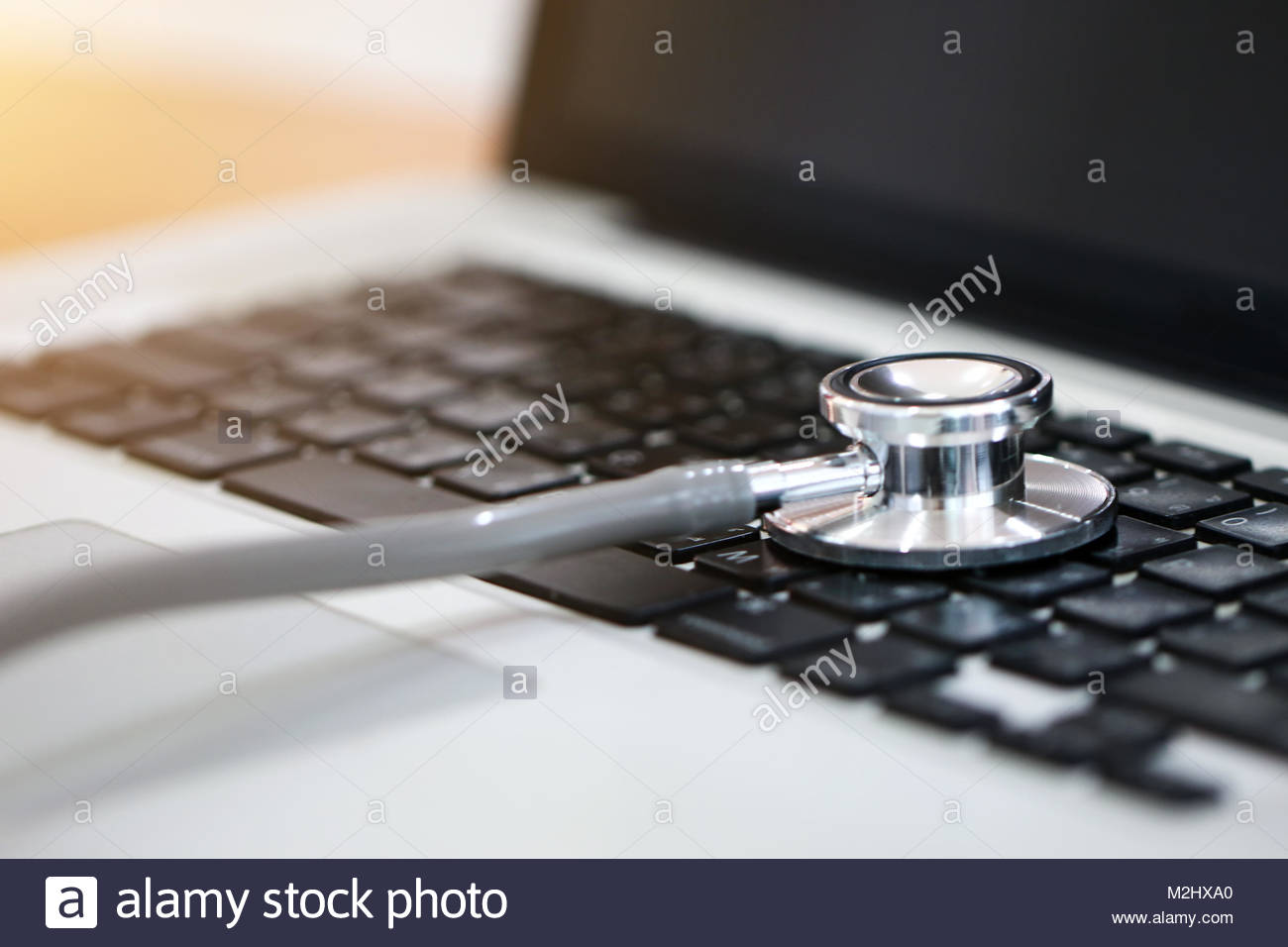 cost of healthcare - Stock Image