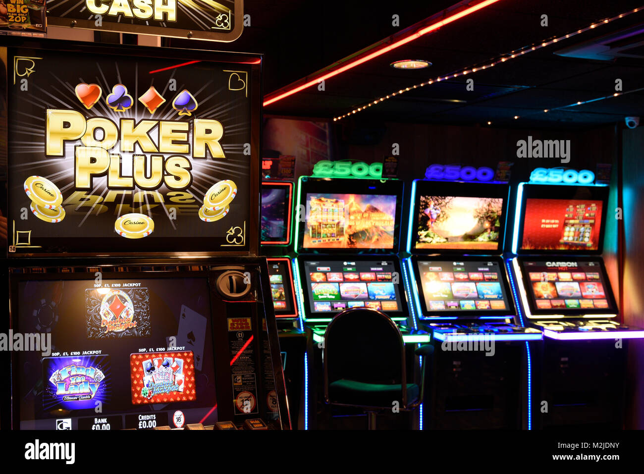 Poker machines gumtree belfast