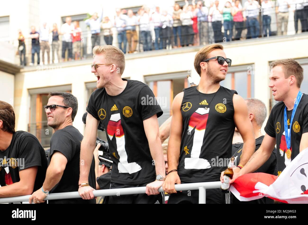 Fussball Weltmeister 2014 Deutschland Germany Soccer World