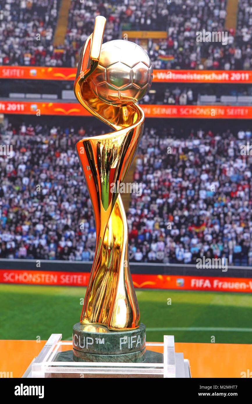 Weltmeisterschaft FuГџball Frauen