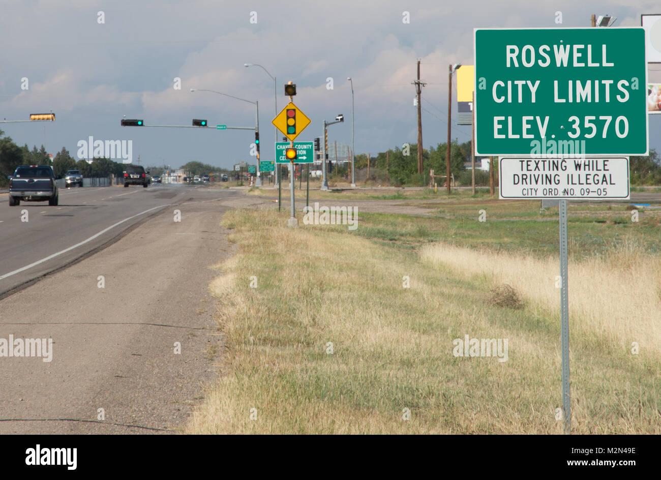 Crane Motel Roswell New Mexico
