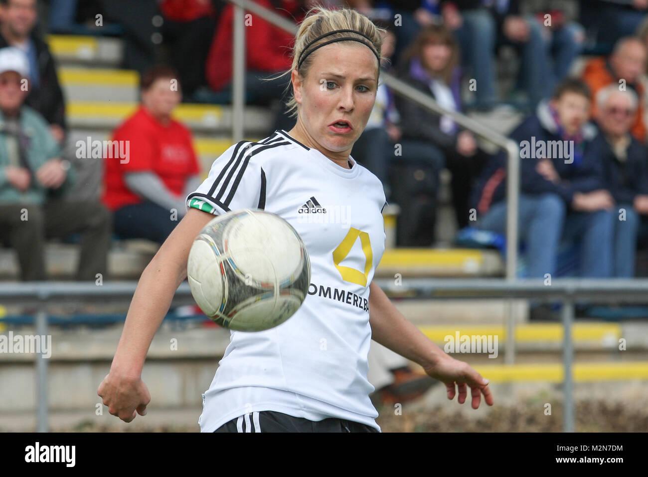 Svenja Huth (1. FFC Frankfurt) - Stock Image