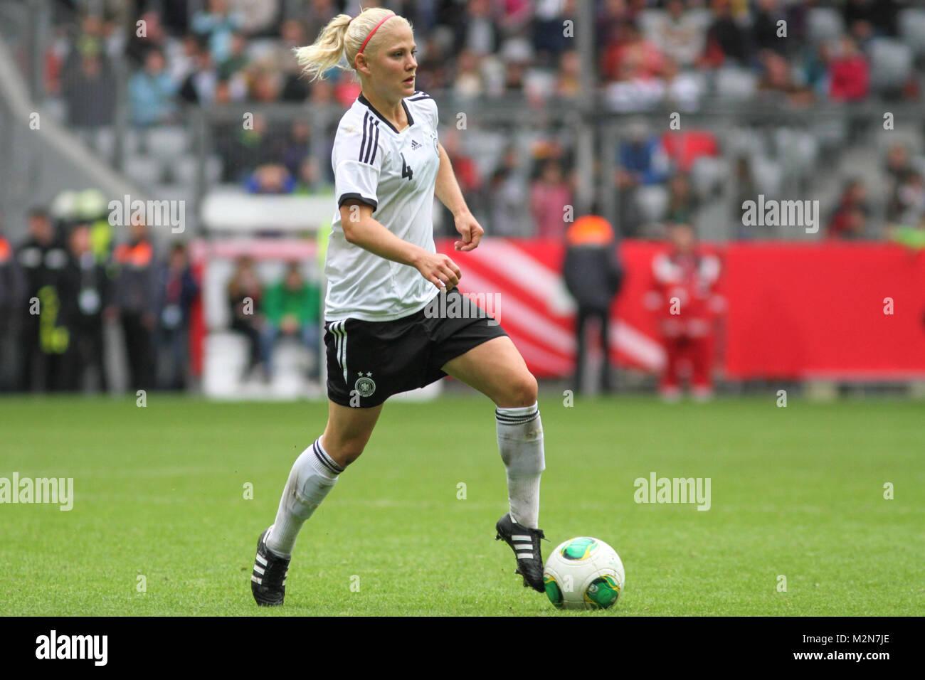 Leonie Maier (Deutschland) - Stock Image