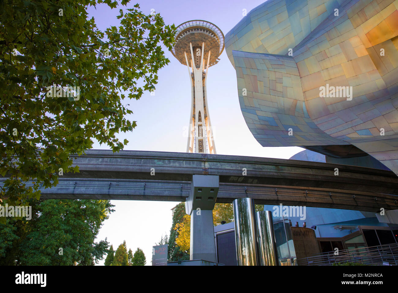Seattle, Washington State - Stock Image