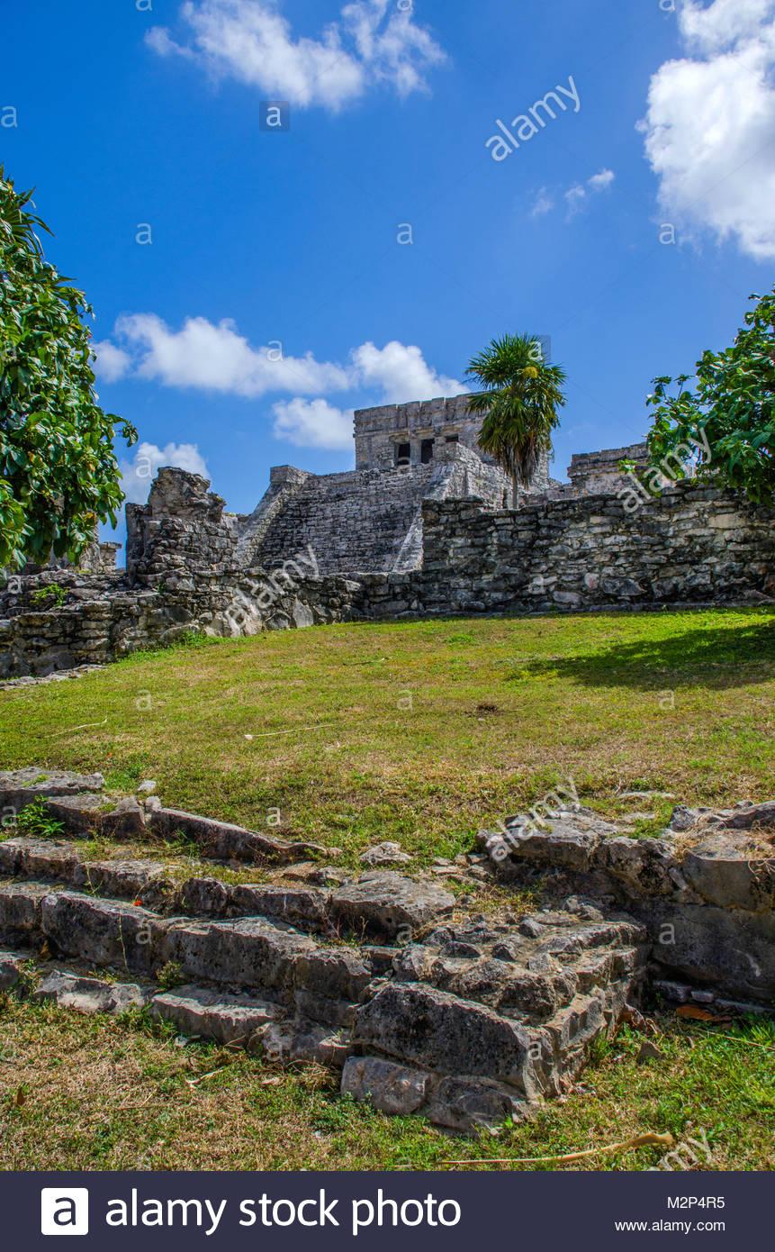 El Castillo - Stock Image