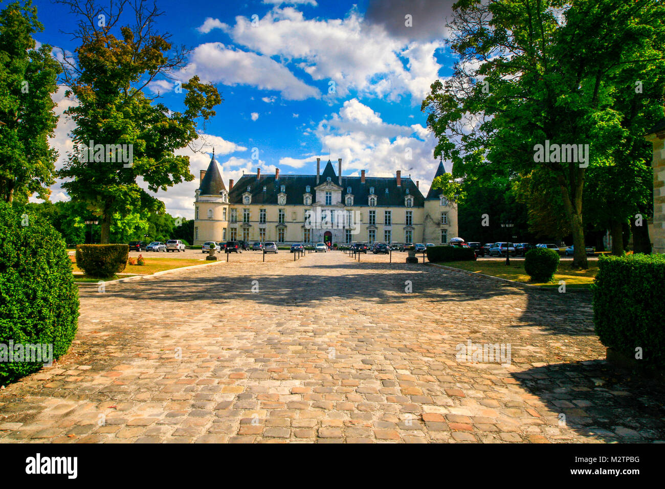 Chateau D Augerville Hotel Spa And Golf Club Near