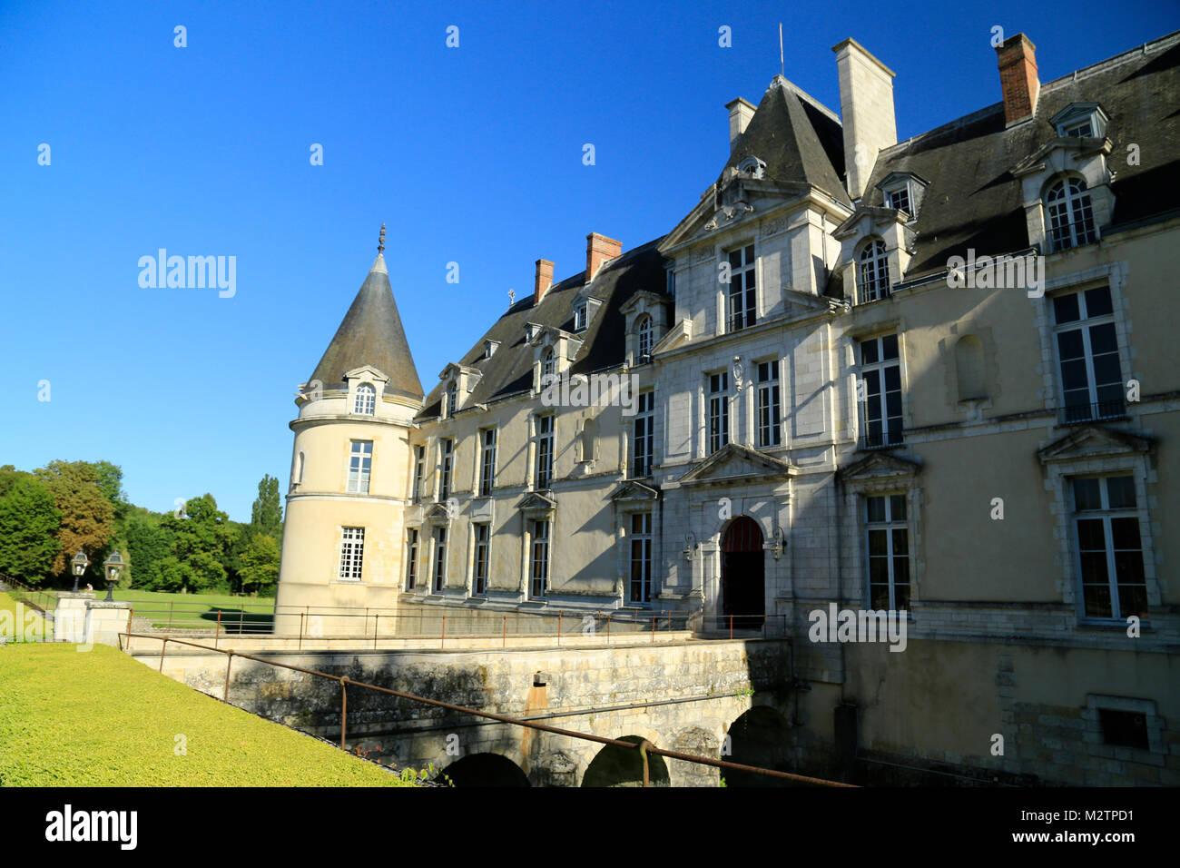 Chateau fontainebleau stock photos chateau fontainebleau for Hotel fontainebleau france