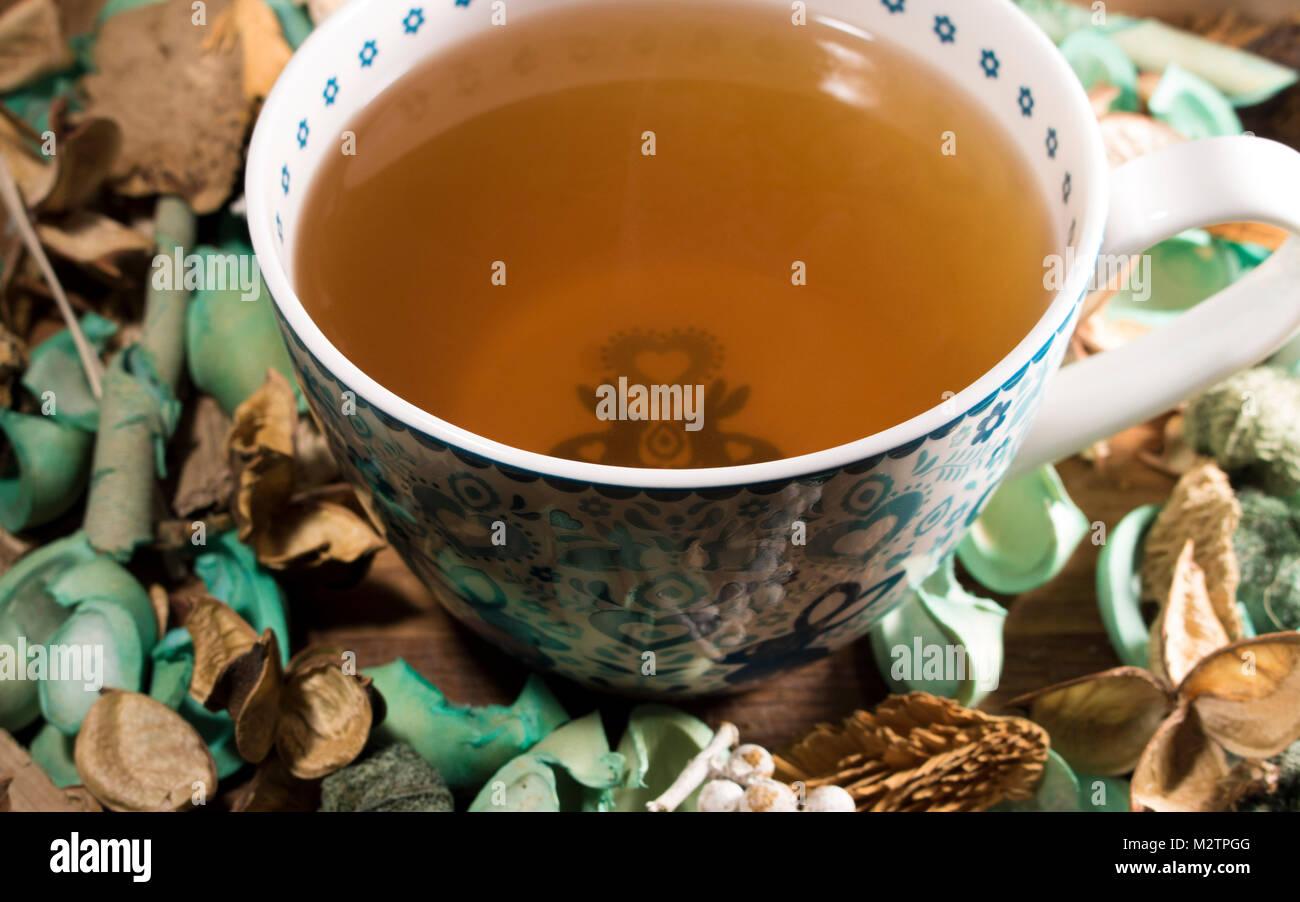 Fruit Tea 3 - Berry Burst - Stock Image