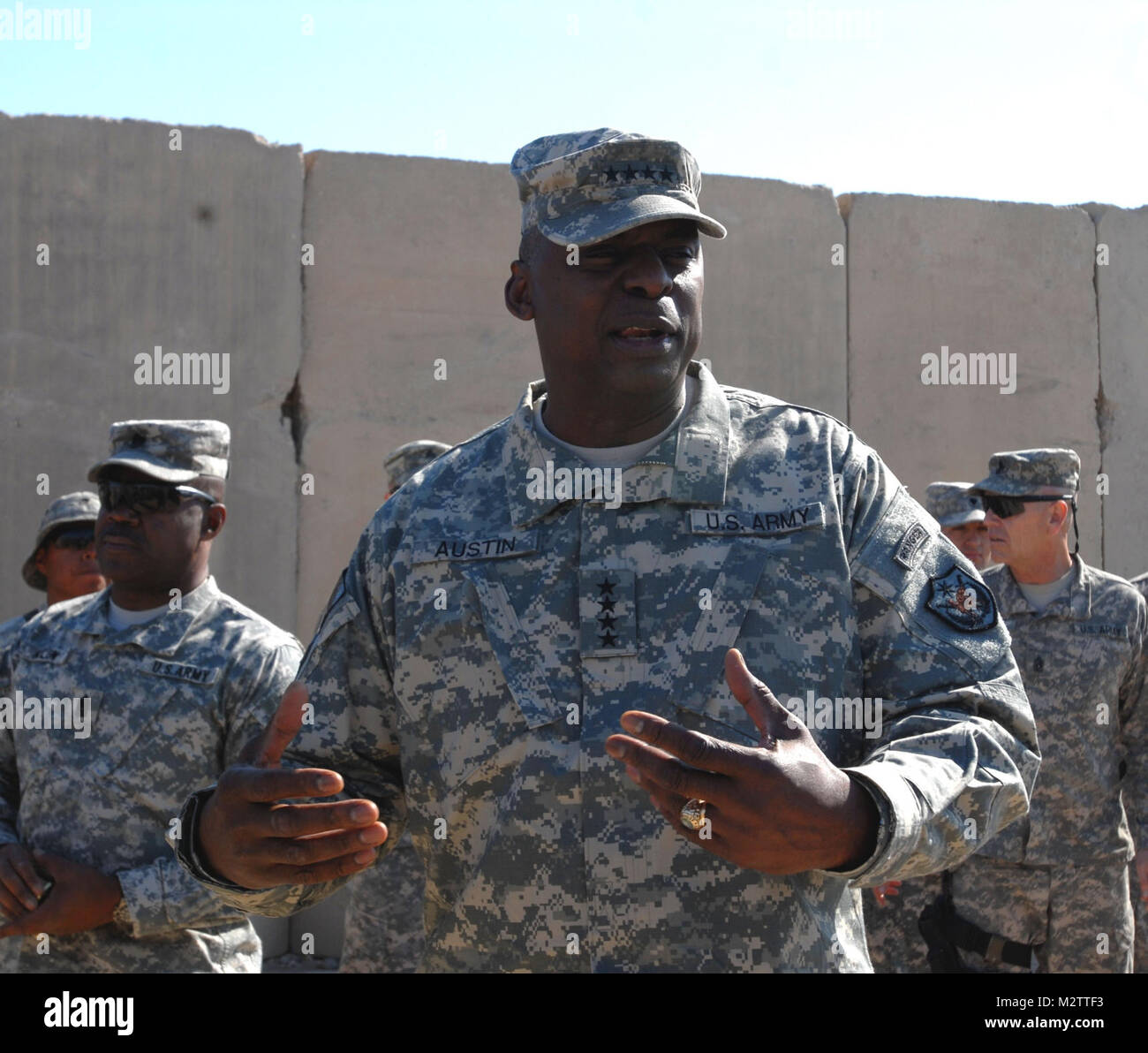 Commanding General Of The United States Army Sustainment