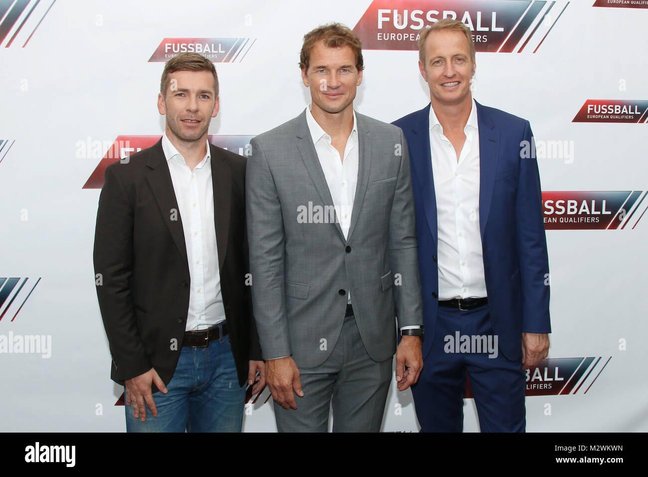 Marco Hagemann Kommentator European Qualifiers Jens