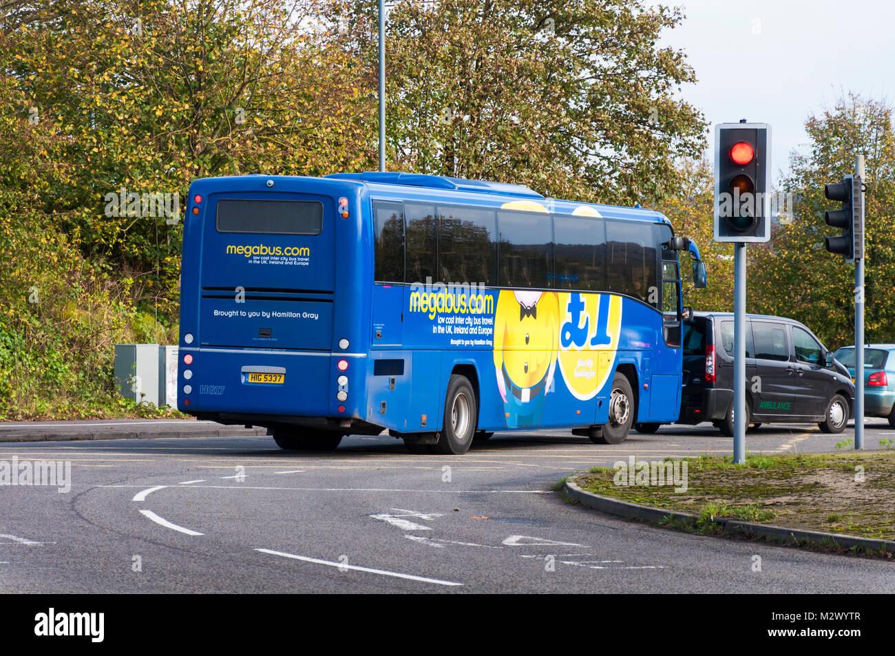 Megabus Stock Photos & Megabus Stock Images - Alamy