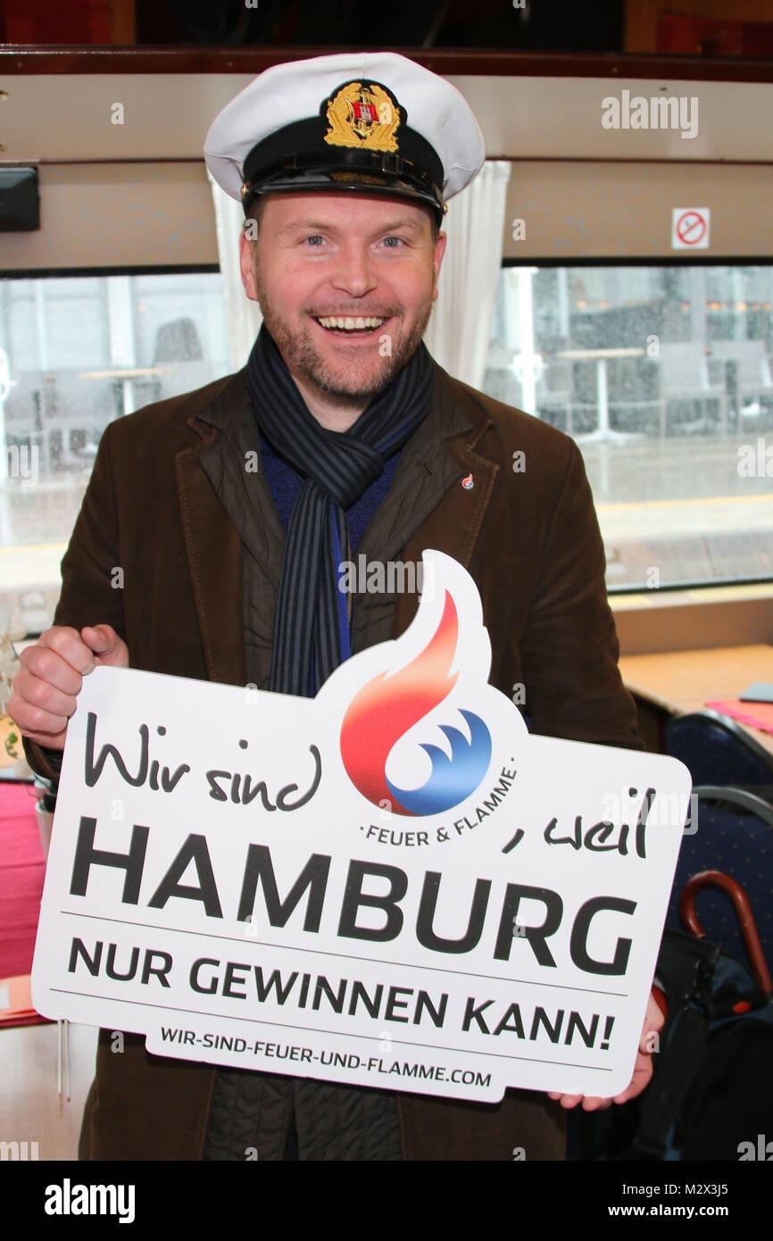 Hubert Neubacher (Barkassen Meyer), Sportler auf der Olympia ...