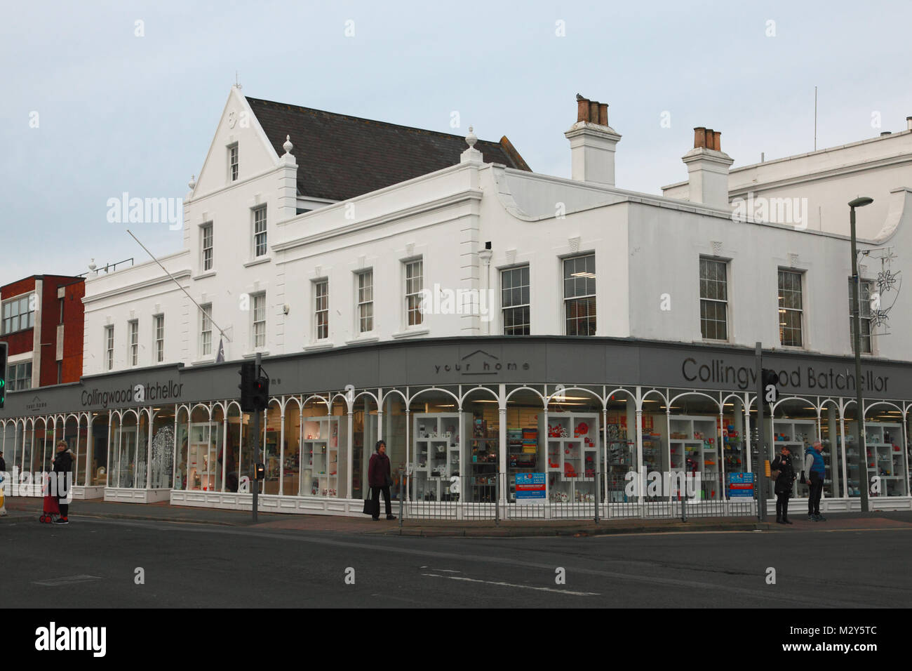 Furniture store Collingwood Batchelor in Horley, Surrey Stock Photo