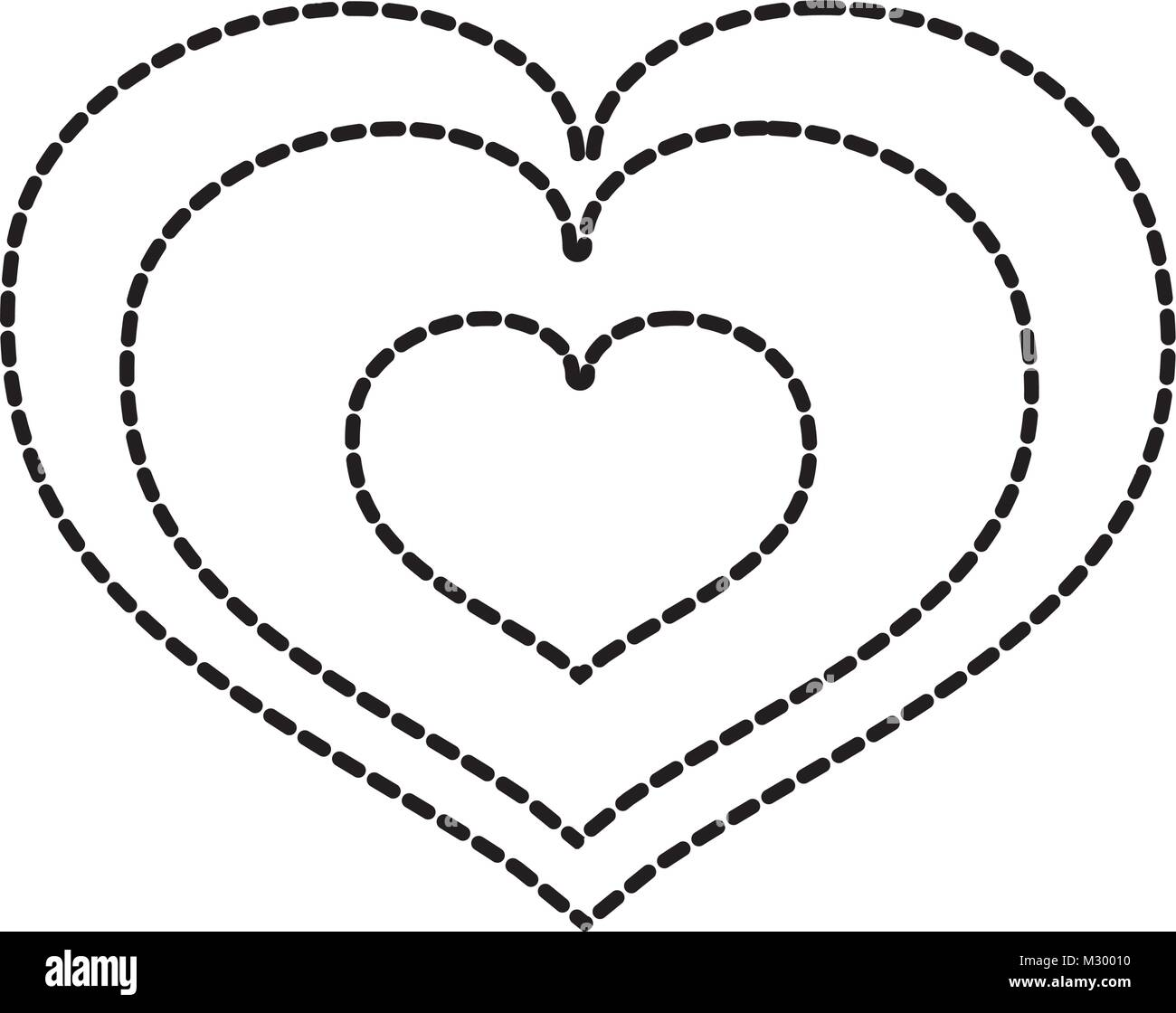 Heart Black and White Stock Photos & Images - Alamy