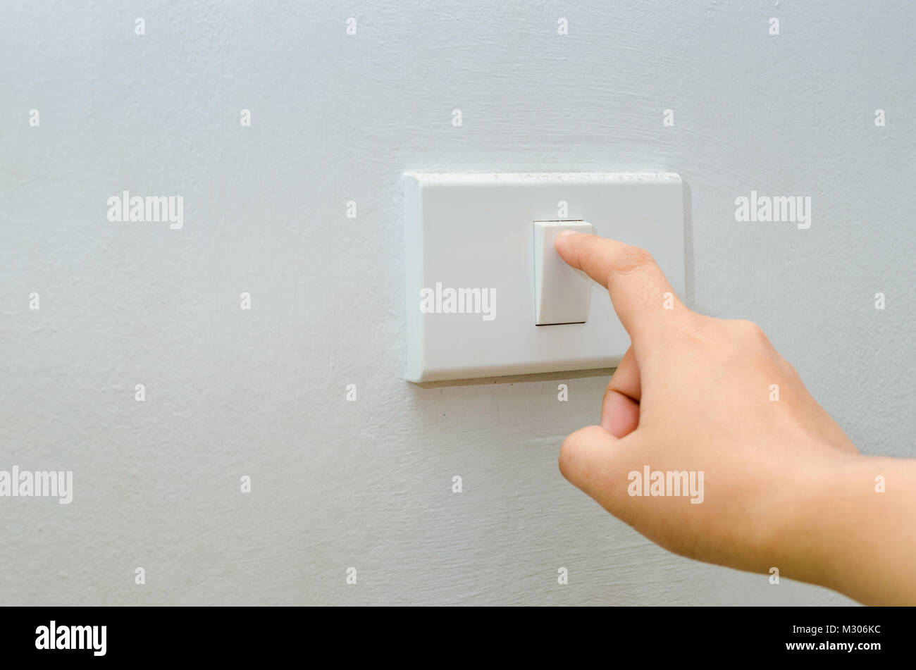 Light Switch Hand Stock Photos & Light Switch Hand Stock Images - Alamy