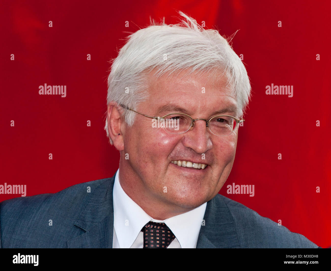 Steinmeier Portrait Stock Photos & Steinmeier Portrait Stock