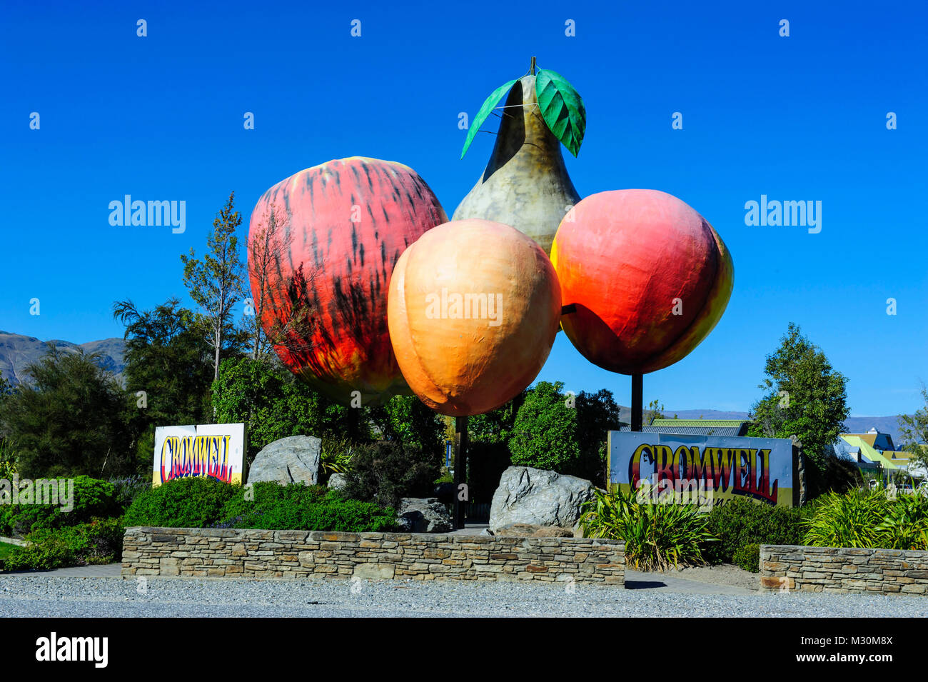 South Island Fruit Stand