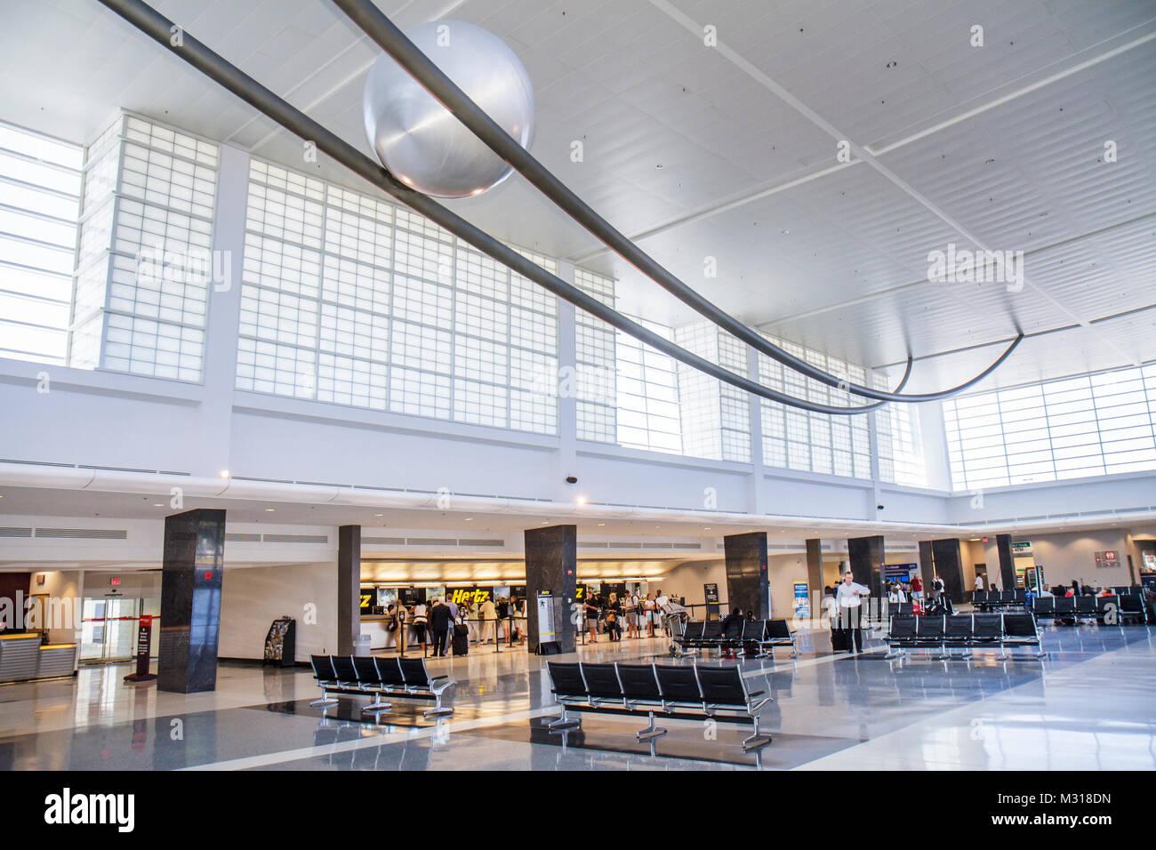 Baltimore Washington International Airport Stock Photos
