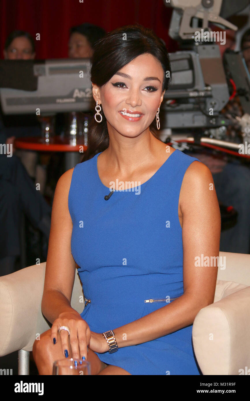 Verona Pooth High Resolution Stock Photography and Images