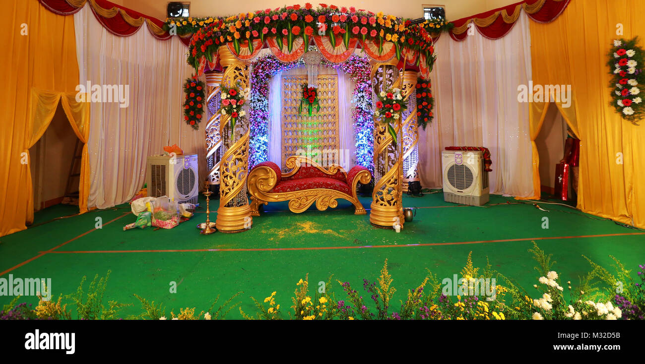 Wedding Stage High Resolution Stock Photography and Images - Alamy