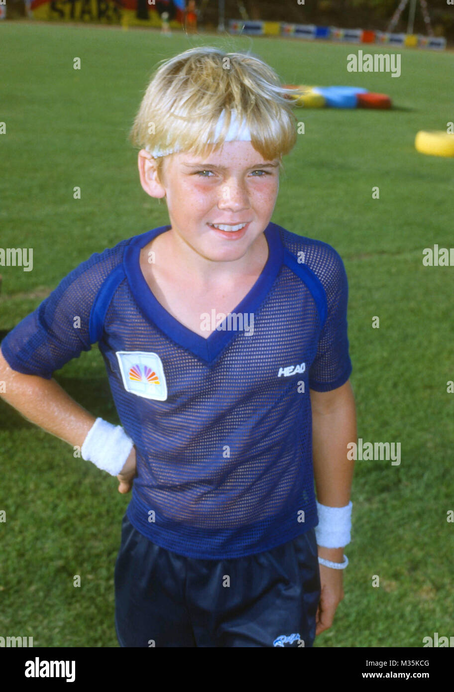 Ricky Schroder Silver Spoons High ...