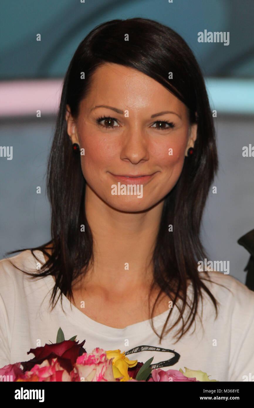 Christina Stuermer Willkommen Bei Carmen Nebel Klagenfurt Stock Photo Alamy
