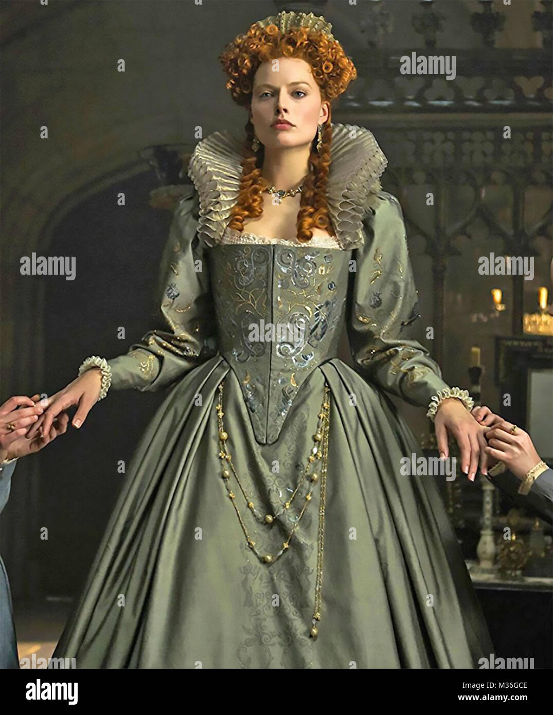 Mary Queen Of Scots Film Stock Photos Mary Queen Of Scots