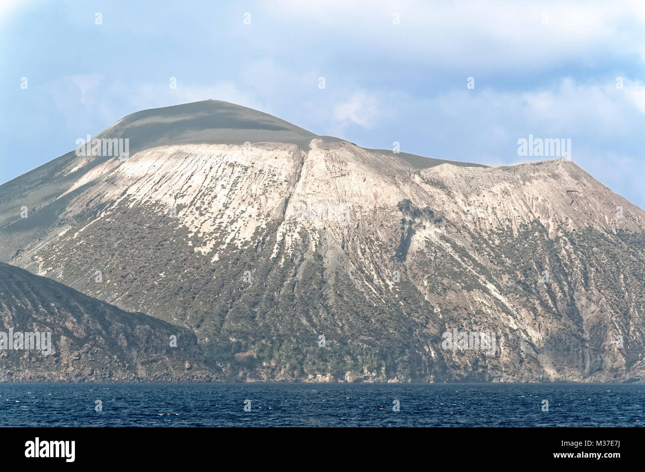 Aeolian Islands, Lipari island, Italy Stock Photo